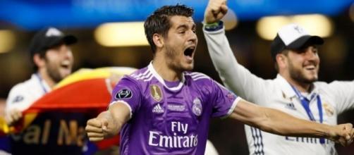 Alvaro Morata's move to Man United ... - pinterest.com