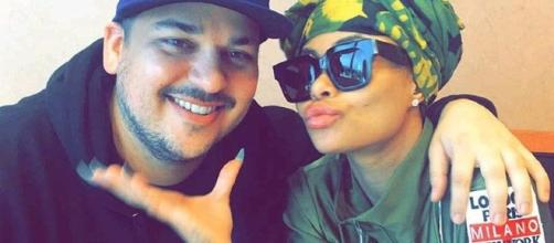 And the mudslinging begins between Rob and Chyna