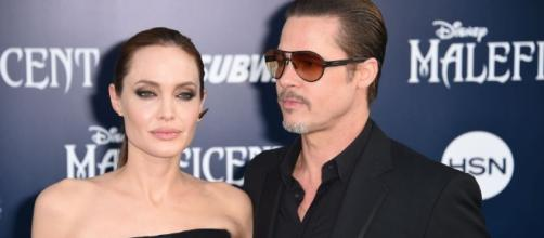 Angelina Jolie, Brad Pitt age in post-divorce weight loss. Source Youtube