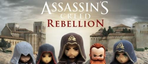 Assassin's Creed Rebellion spins the series into a strategy RPG ... - androidauthority.com