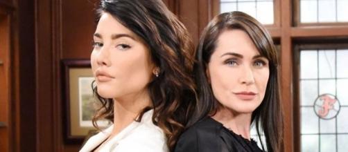 Beautiful, puntate 3-7 luglio: Quinn e Steffy, due donne al potere