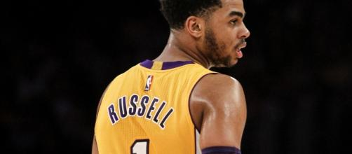 D'Angelo Russell talks Magic Johnson - youtube / NBA