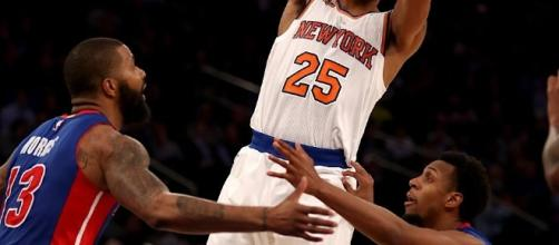 Derrick Rose Reportedly Wants A New York Knicks' Return - inquisitr.com