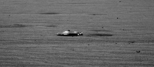 Ecco l'immagine dell'oggetto dal sito NASA