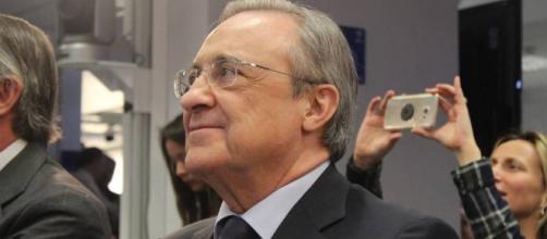 Florentino Pérez no cree que Ronaldo abandone Madrid tribunasalamanca.com