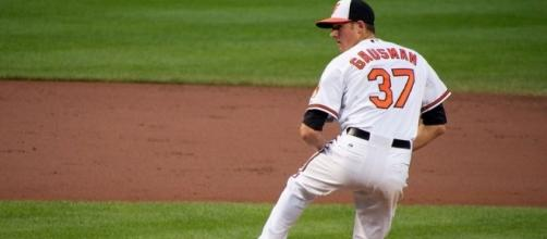 Gausman was crucial, Flickr, Austin Kirk CC BY 2.0 https://www.flickr.com/photos/aukirk/9162141713