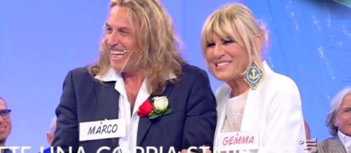 Gemma Galgani e Marco Firpo - novella2000.it
