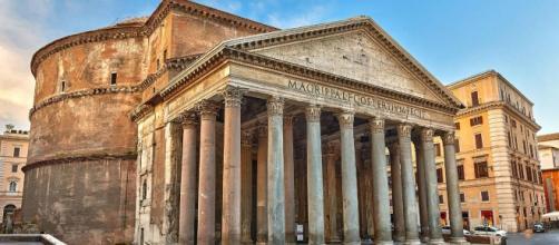 Il Pantheon: la Gloria dell'Impero Romano risorse dalle proprie ... - vanillamagazine.it