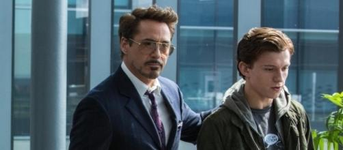 'Iron Man 2' 'cameo' does explain why Tony Stark looks after Peter Parker in 'Spider-Man: Homecoming'. - feedbox.com