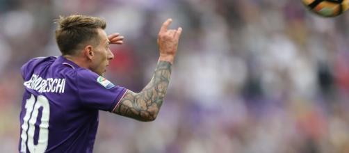 Per cedere Bernardeschi alla Juventus, la Fiorentina vuole soldi e Orsolini
