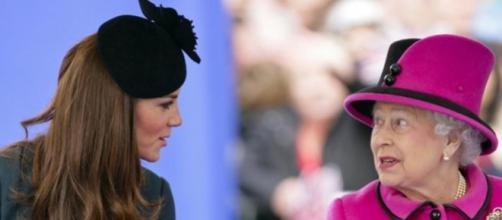 Kate Middleton, quale il suo rapporto con la Regina Elisabetta? su ... - libero.it