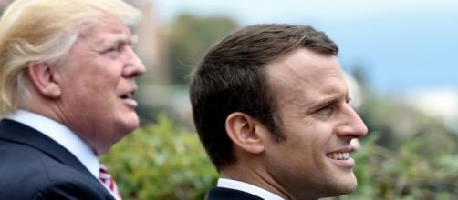 Macron veut renouer avec Trump le 14 juillet