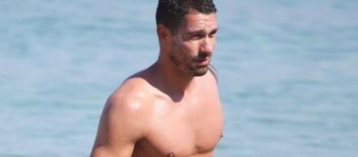 Marco Borriello smentisce le voci di un flirt con Cristina Buccino e presenta la nuova fidanzata