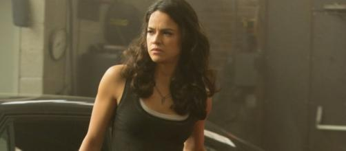 Michelle Rodriguez talks about giving women characters in 'Fast & Furious' franchise 'more love'. (image source BN library)
