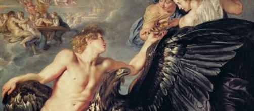 Peter Paul Rubens, Ganimedes (1611-1612)