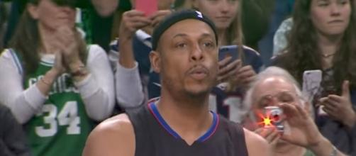 Retired NBA Champion Paul Pierce mentioned forming a BIG3 team with two other NBA legends. [Image via NBA/YouTube]