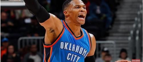 Russell Westbrook - The Fumble/Youtube