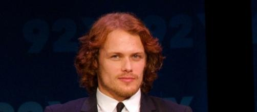 Sam Heughan uncomfortable over sex scenes with Caitriona Balfe? Photo by Christine Ring via Wikimedia Commons