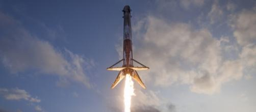 SpaceX Launched two First-stage Falcon 9 rockets in 48 hours/Photo via SpaceX, Flickr