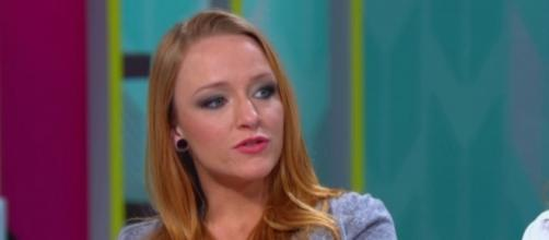 Teen Mom OG star Maci Bookout. (Photo via Youtube screengrab)