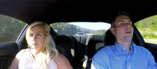 Teen Mom OG star Ryan Edwards drives under the influence. (Photo via YouTube screengrab)