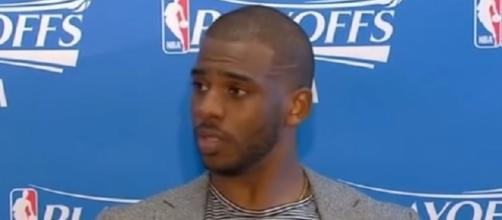 The Clippers have traded Chris Paul to the Houston Rockets for four players – NBALife via Youtube