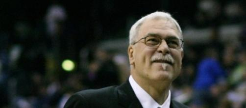 The Knicks have fired Phil Jackson after three seasons as team president – Keith Allison via WikiCommons