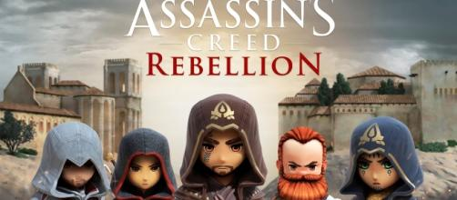 "Ubisoft just announced its brand new mobile game called ""Assassin's Creed Rebellion"" (via YouTube/Ubisoft US)"