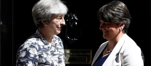 What is the pact between the Conservatives and DUP, what's a ... - thesun.co.uk
