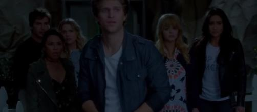Who was A.D. in 'Pretty Little Liars'? [Image via PLL YouTube, video embedded]