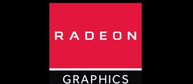AMD's Radeon Vega (via - wikipedia https://zh.wikipedia.org/wiki/AMD_Radeon_500%E7%B3%BB%E5%88%97#/media/File:AMD_Radeon_graphics_logo_2016.svg)