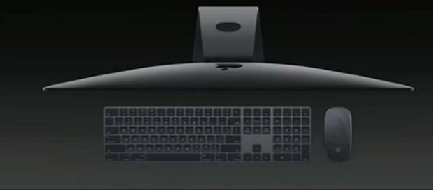 Apple unveils iMac Pro at WWDC. Image credit CNET | Youtube