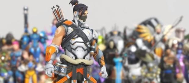 """Best """"Overwatch"""" skins - YouTube/Unit Lost - Great British Gaming"""