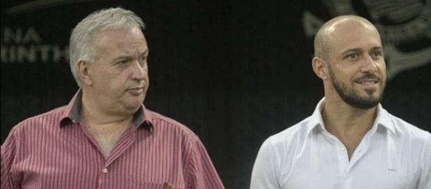 Diretoria do Timão pode confirmar contratação a qualquer momento (Foto: Daniel Augusto Jr./Ag. Corinthians)