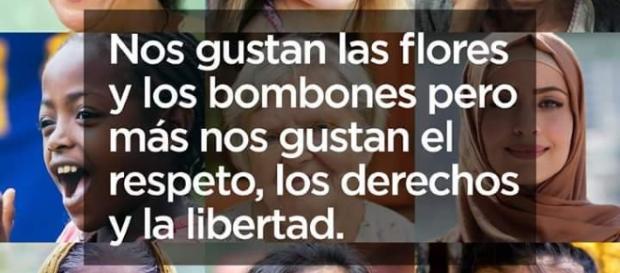 Impulso a la labor feminista: Twitter #BastaDeViolencia