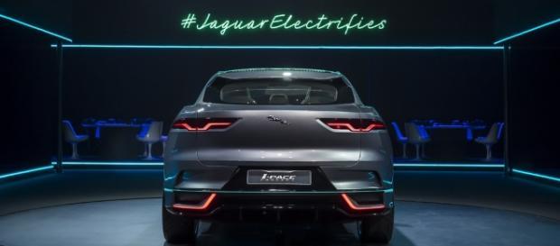 Jaguar XE SV Project 8 revealed (via Flickr - Jaguar MENA)