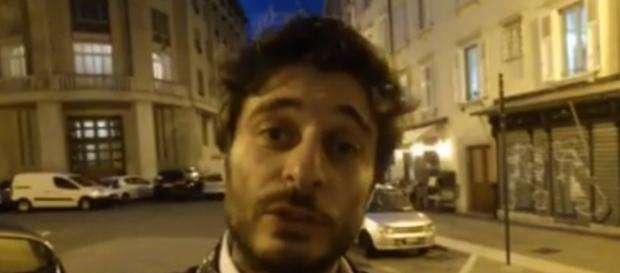 L'attore abruzzese Lino Guanciale