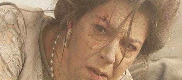 Le anticipazioni di luglio de ''Il Segreto'' sembrano riservare un tragico destino a Francisca che potrebbe morire a causa di una bomba
