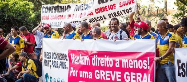 Marcha dos Trabalhadores (Romerito Pontes / São Carlos)