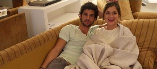 """Miri y Jorge, primera pareja oficial de """"Masterchef"""""""