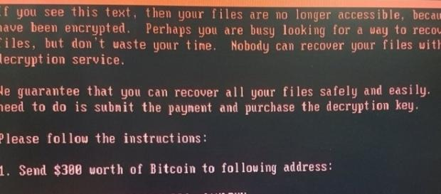 Novo ataque envolvendo um ransomware atinge empresas em vários países
