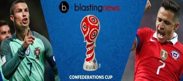 Portugal vs Chile   En vivo & en directo por Blastingnews