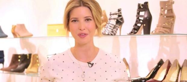 There are alleged abuses at the China factory where Ivanka Trump shoes are made. Photo via Trump Organization, YouTube.