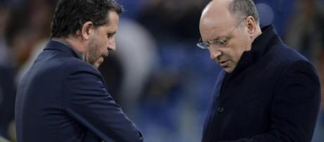 Juventus, rinnovato l'accordo con Marotta e Paratici fino al 2018