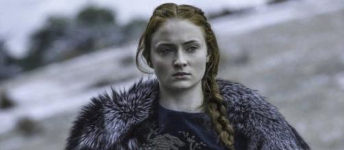 Actress Sophie Turner Teases Sansa Stark in 'Game Of Thrones ... - dragonfeed.net