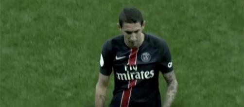 Ángel Di María del Paris Saint-Germain