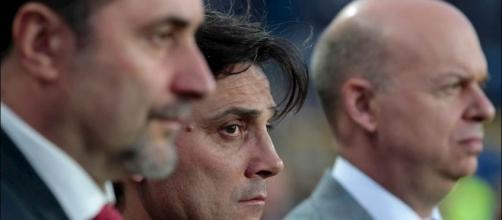 Calciomercato Milan Aubameyang Kalinic - fantagazzetta.com