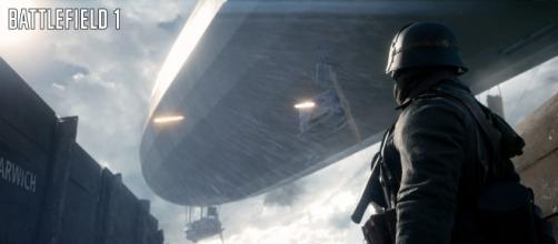 "DICE also announced the inclusion a progress bar in ""Battlefield 1"" (via YouTube/Battlefield)"