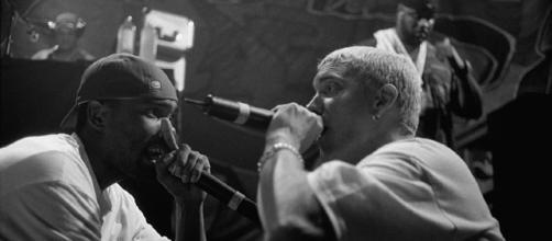 Eminem New Album 2017/ Mika Väisänen via Wikimedia Commons