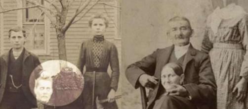 Fotografias antigas que hoje são assustadoras